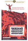 Tarzan's Greatest Adventure (DVD, 2009)
