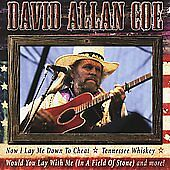 All American Country by David Allan Coe (CD, Oct-2003, Sony Music Distribution (