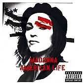 American Life [PA] by Madonna (CD, Apr-2...