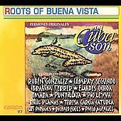 ROOTS-OF-BUENA-VISTA-De-Cuba-Son-Various-Artists-Ferrer-Omara-NEW