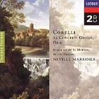 Corelli: Concerti Grossi, Op. 6 (CD, Apr-1995, 2 Discs, London)