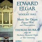 Edward Elgar at Woolsey Hall (CD, Oct-1995, Gothic Records)