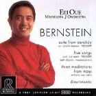 Bernstein: Suite from Candide; Five Songs; Three Meditations from Mass; Divertimento (CD, Sep-1999, Reference Recordings)