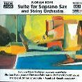 Suite For Soprano Sax von Florian Ross (1999)