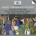 Coronation Anthem/Concerti.A Due Cori von Trevor Pinnock,Simon Preston,EC (1995)