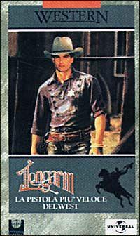 Longarm, la pistola più veloce del West (1989) VHS