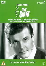 The Saint: The Careful Terrorist/The Covetous Headsman/Loaded... DVD (2001)