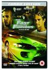 The Fast And The Furious (DVD, 2003)