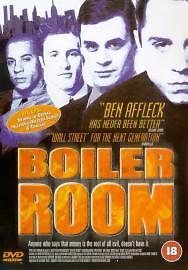 Boiler Room DVD 2000 - Newbury, United Kingdom - Boiler Room DVD 2000 - Newbury, United Kingdom