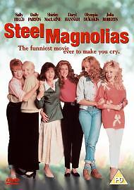 Steel-Magnolias-DVD-2001-Very-Good-Used-DVD-Kevin-J-O-039-Connor-Dylan-McDerm