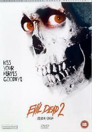 Evil Dead 2 Dead by Dawn 1987 DVD Acceptable DVD - <span itemprop=availableAtOrFrom>Bilston, United Kingdom</span> - Returns accepted Most purchases from business sellers are protected by the Consumer Contract Regulations 2013 which give you the right to cancel the purchase within 14 days after the day  - Bilston, United Kingdom