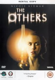 The Others (DVD, 2002)