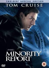 Minority Report DVD 2004 2Disc Set - <span itemprop=availableAtOrFrom>Edinburgh, United Kingdom</span> - Minority Report DVD 2004 2Disc Set - Edinburgh, United Kingdom