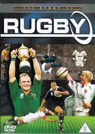 The Story Of Rugby DVD 2004 - Wrexham, United Kingdom - The Story Of Rugby DVD 2004 - Wrexham, United Kingdom