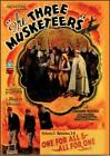 The Three Musketeers - Vol. 1 (DVD, 2005)