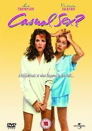 Casual-Sex-DVD-Lea-Thompson-IN-STOCK
