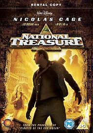 National Treasure DVD 2005 - <span itemprop=availableAtOrFrom>Ayr, South Ayrshire, United Kingdom</span> - National Treasure DVD 2005 - Ayr, South Ayrshire, United Kingdom