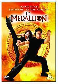 The-Medallion-DVD-NEW-SEALED-FREEPOST