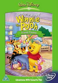 Magical World Of Winnie The Pooh - Vol. 5 - Friends Forever (DVD, 2004,...