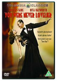 You Were Never Lovelier [DVD]