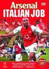Arsenal - The Italian Job (DVD, 2004)