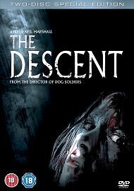 The-Descent-DVD-2005-2-Disc-Set