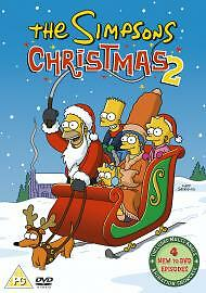 The Simpsons - Christmas 2 (DVD, 2004)