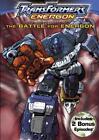 Transformers Energon - The Battle For Energon (DVD, 2005)