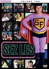 Sez Les Vol.2 (DVD, 2009, 3-Disc Set)