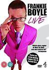 Frankie Boyle - Live (DVD, 2008)