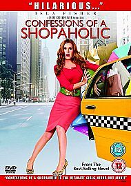 Confessions Of A Shopaholic DVD 2009 - <span itemprop=availableAtOrFrom>Waterlooville, United Kingdom</span> - Confessions Of A Shopaholic DVD 2009 - Waterlooville, United Kingdom