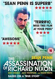 The Assassination Of Richard Nixon (DVD, 2005)