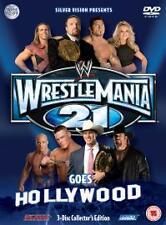 Wrestling DVDs 2005 DVD Edition Year