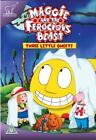 Maggie And The Ferocious Beast - Three Little Ghosts (DVD, 2006)