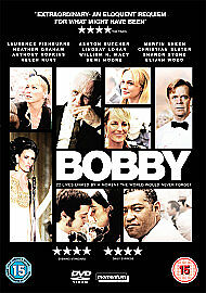 Bobby 2006 DVD Excellent DVD Christian Slater Demi Moore Elijah Wood He - Hove, United Kingdom - Returns accepted Most purchases from business sellers are protected by the Consumer Contract Regulations 2013 which give you the right to cancel the purchase within 14 days after the day you receive the item. Find out more about you - Hove, United Kingdom