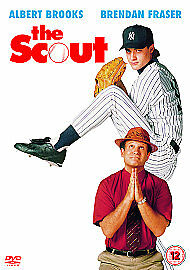 The Scout (DVD, 2007)