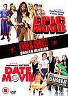 Epic Movie/Date Movie (DVD, 2007, 2-Disc Set)