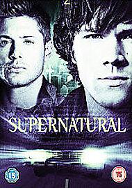 Supernatural - Series 2 Vol.2 (DVD, 2007)P