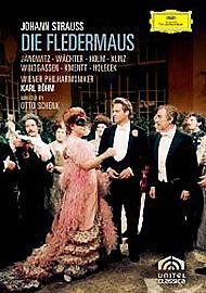 Die Fledermaus: Wiener Philharmoniker (Bohm) [Region 2] - DVD