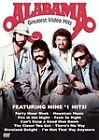 Alabama - Greatest Video Hits (DVD, 2008)