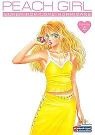 Peach Girl Volume 4 Episodes14-17 (DVD 2008) NEW SEALED Region 2 PAL Manga