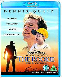 The Rookie (Blu-ray, 2008) - Dennis Quaid - Brand New & Sealed