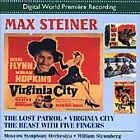 Moscow Symphony Orchestra - Max Steiner (The Lost Patrol; Virginia City; The Beast With Five Fingers/Original Soundtrack/Film Score, 1997)