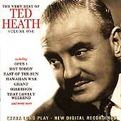 """""""THE VERY BEST OF TED HEATH"""" Volume One HORATIO NELSON RECORDS [CD]"""