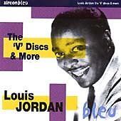 Louis-Jordan-V-Discs-More-CD-2000-NEW-SEALED