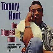 Tommy Hunt - The Biggest Man (CDKEND 145)