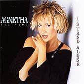 Agnetha Fältskog - I Stand Alone (1988)  CD  NEW/SEALED  SPEEDYPOST