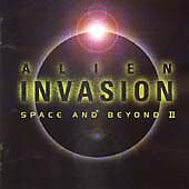 'ALIEN INVASION: SPACE AND BEYOND II' VERY GOOD 2xCD - FREE 1ST CLASS POST
