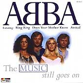 ABBA - Music Still Goes On (1998) CD Immaculate - Hits Compilation