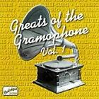Various Artists - Greats of the Gramophone, Vol. 1 [Naxos] (2001)